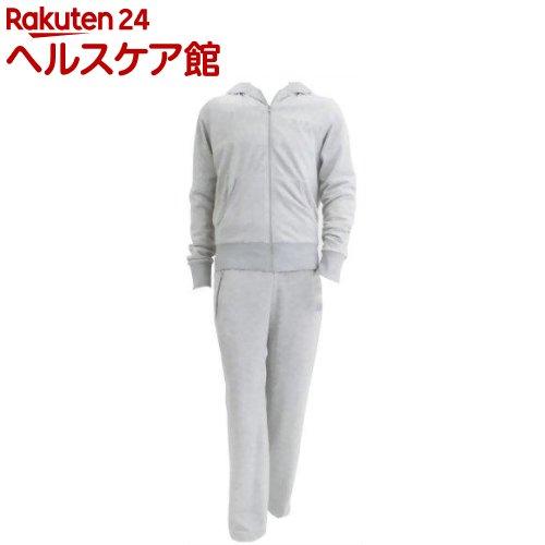 モデルスタイルオム サウナスーツ グレー 3Lサイズ(1着)【モデルスタイルオム(modeL-styLe.homme)】