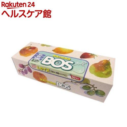 防臭袋BOS 驚異の防臭袋 BOS 90枚入 ボス Lサイズ いよいよ人気ブランド 選択