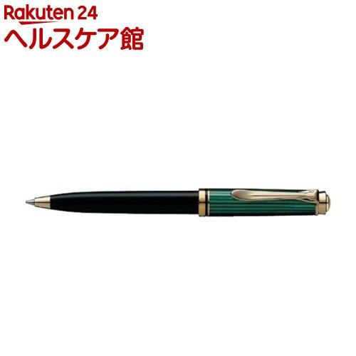 ペリカン ボールペン スーベレーン K300 緑縞(1本)