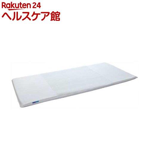 ゼンケン 高反発マット キュービックボディ シングル 白(1コ入)【ゼンケン】