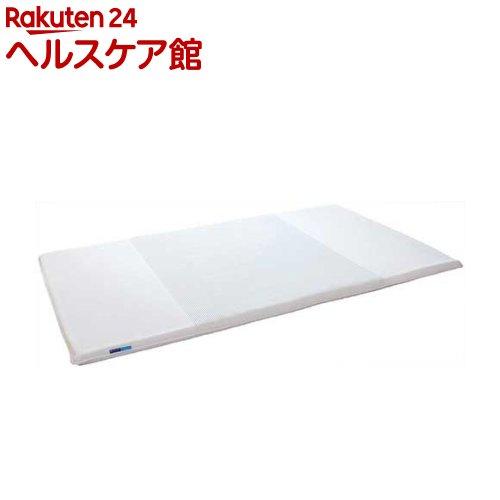 ゼンケン 高反発マット キュービックボディ セミダブル 白(1コ入)【ゼンケン】