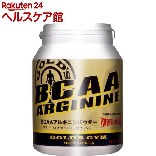 ゴールドジム BCAA・アルギニンパウダー(400g)【ゴールドジム】