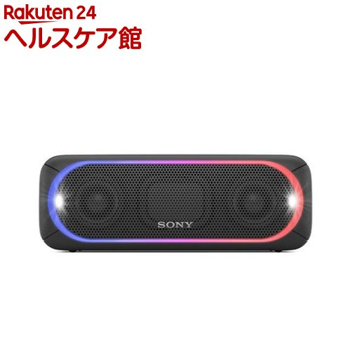 ソニー ワイヤレスポータブルスピーカー ブラック SRS-XB30(1台)【SONY(ソニー)】【送料無料】
