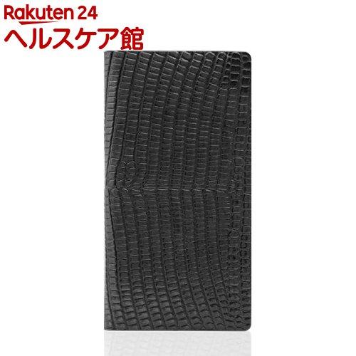 SLGデザイン iPhone7 リザードケース ブラック SD8112i7(1コ入)【SLG Design(エスエルジーデザイン)】【送料無料】