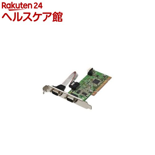 RS-232C・デジタルI/O PCIボード REX-PCI60D(1セット)