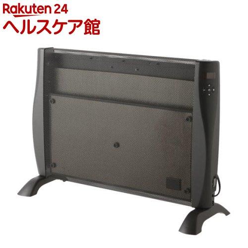 ルームメイト 遠赤外線パネルヒーター ブラック RM-59A(1台)【ルームメイト(ROOMMATE)】【送料無料】