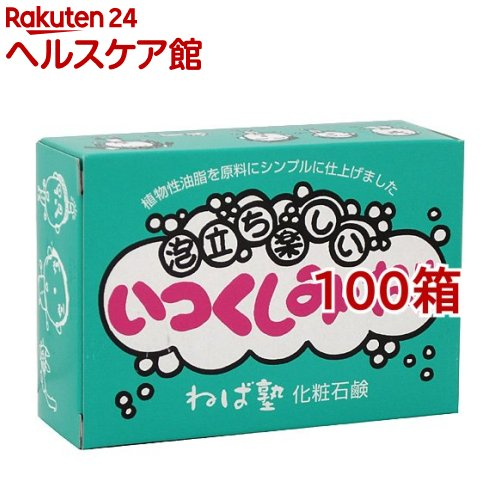 ねば塾 いつくしみ・ね!!(120g*100箱セット)