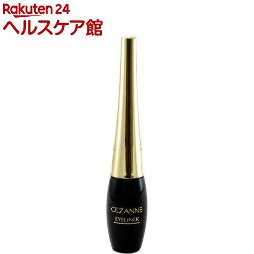 セザンヌ CEZANNE 高品質新品 ロング フィット ご予約品 1本入 ブラック ライナー