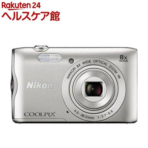 ニコンデジタルカメラ クールピクス A300 シルバー(1台)【クールピクス(COOLPIX)】【送料無料】