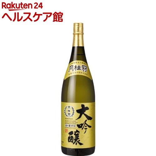月桂冠 大吟醸 壜詰(1800ml*6本入)【月桂冠】
