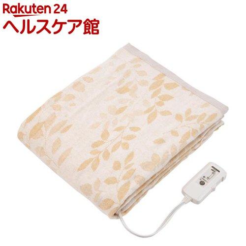 コイズミ タイマー付綿毛布 KDK-7589CT(1枚入)【コイズミ】【送料無料】