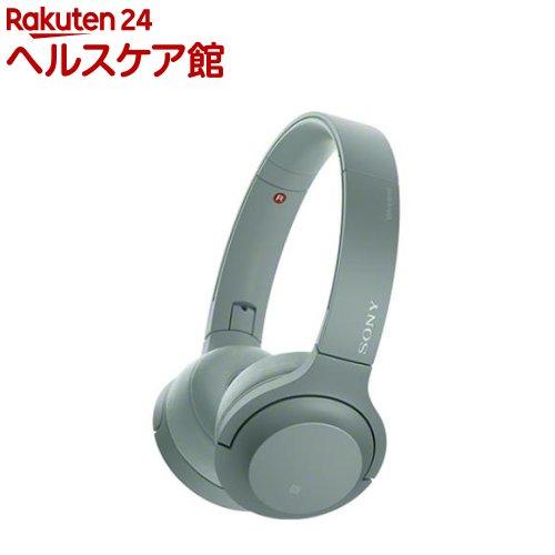 ソニー ワイヤレスステレオヘッドセット(WH-H800)G(1セット)【SONY(ソニー)】【送料無料】