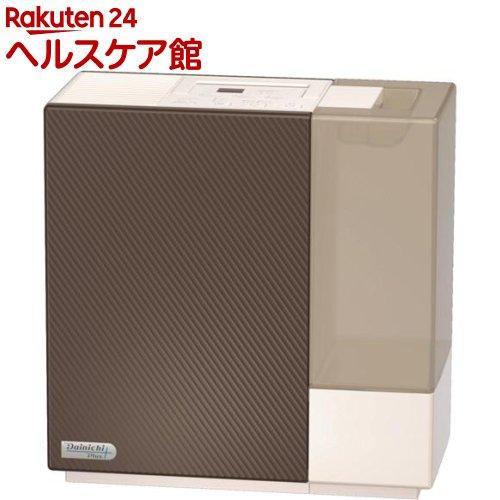 ハイブリット式加湿器 木造8.5畳/プレハブ14畳用 プレミアムブラウン HD-RX517-T(1台入)【送料無料】
