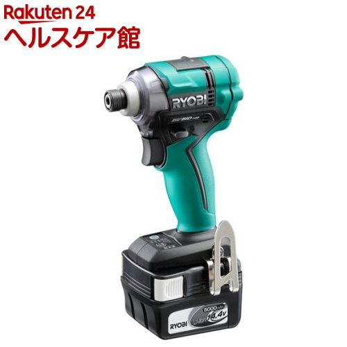 リョービ 充電式インパクトドライバー BID-148L5(1台)【リョービ(RYOBI)】