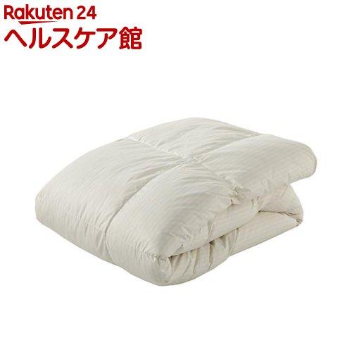 東京西川 ダウンケット シングル アイボリー KE08135003I(1枚入)【東京西川】【送料無料】