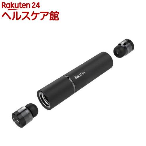 ビートイン 完全ワイヤレスイヤホン スティック ブラックエディション BI9917(1セット)【送料無料】