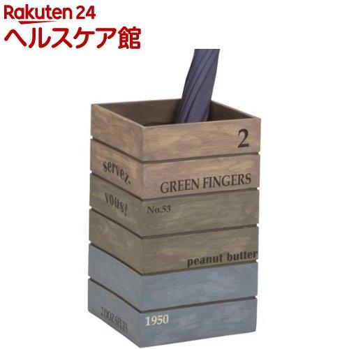 セトクラフト 傘立て Antique Box スタッキング ブルーSR-0821-BL(1コ入)【送料無料】