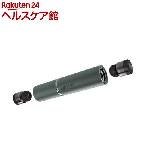 ビートイン 超小型・完全ワイヤレスイヤホン スティック スペースグレー BI9318(1コ入)【送料無料】