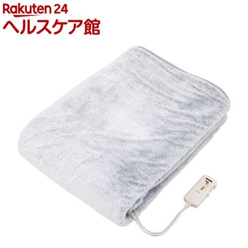 コイズミ ラビットファー電気毛布 KDK-7581R(1枚入)【コイズミ】【送料無料】