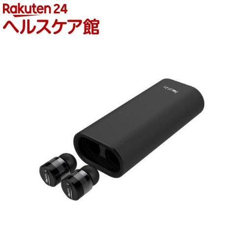 ビートイン 完全ワイヤレスイヤホン パワーバンク ブラックエディション BI9918(1セット)【送料無料】