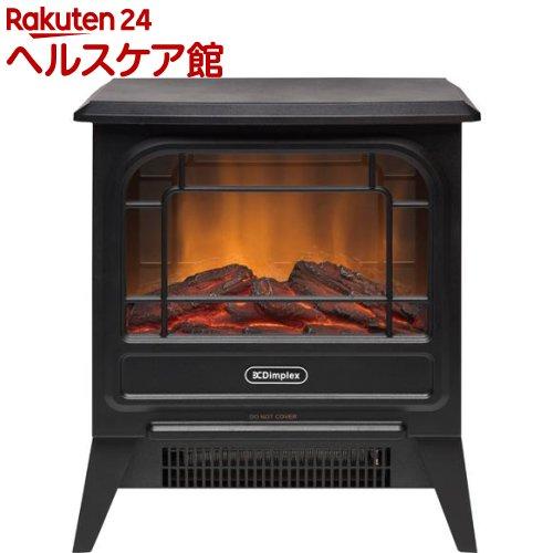 ディンプレックス オプティフレーム 電気暖炉 Micro Stove BK ブラック(1台入)【送料無料】