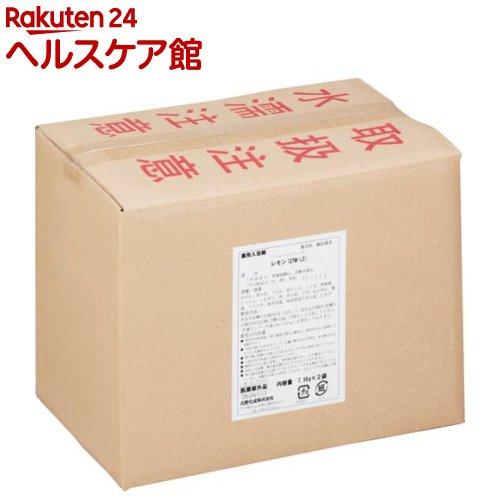 緑伝説 檸檬(7.5kg*2袋)[入浴剤]