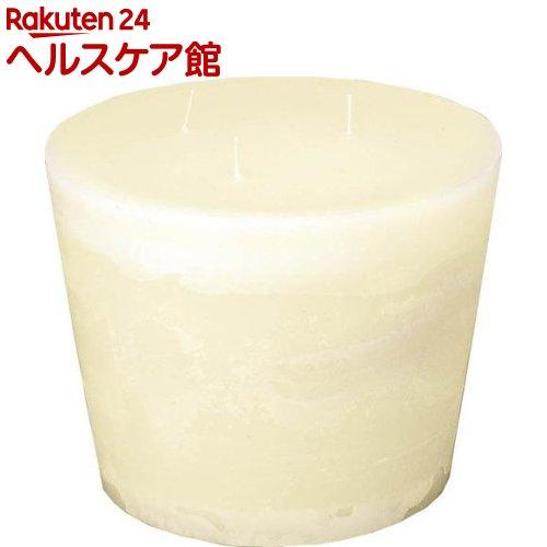 カメヤマ グランディオラウンドS アイボリー(1コ入)【カメヤマキャンドル】【送料無料】