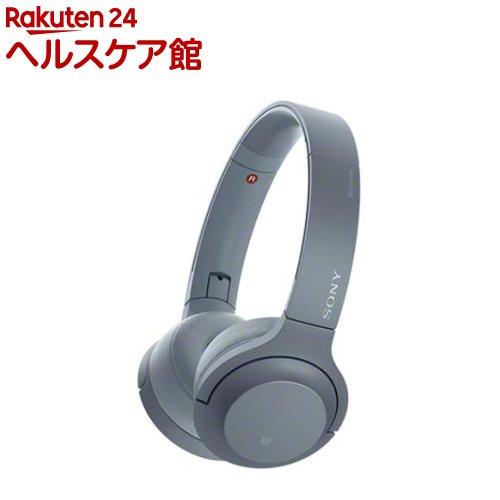 ソニー ワイヤレスステレオヘッドセット(WH-H800)L(1セット)【SONY(ソニー)】【送料無料】
