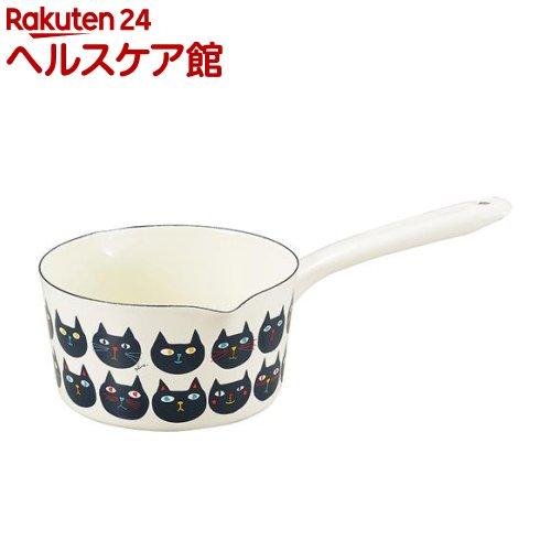 プルーン ホーローミルクパン15cm ミミココモモ(1コ入)【プルーン(Plune.)】