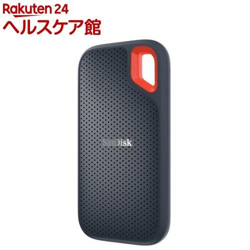 SanDisk エクストリーム ポータブル SSD2TB SDSSDE60-2T00-J25(1個)