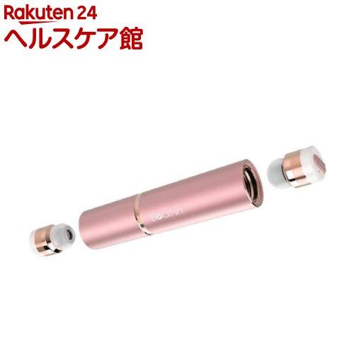 ビートイン 超小型・完全ワイヤレスイヤホン スティック ローズゴールド BI9321(1コ入)【送料無料】