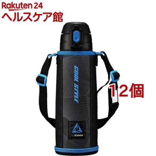 象印 ステンレスボトル TUFF 1.03L SP-JB10-BU ブラックブルー(12個セット)【象印(ZOJIRUSHI)】