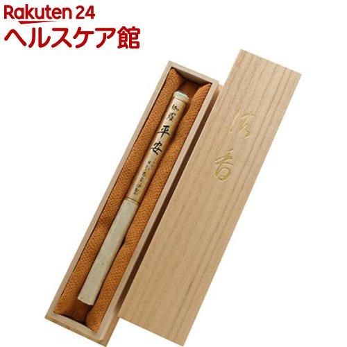 伽羅平安 長寸(1把入)【日本香堂】【送料無料】