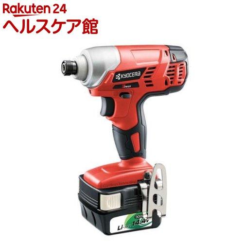 リョービ 充電インパクトBID-1416 657702A(1台)【リョービ(RYOBI)】