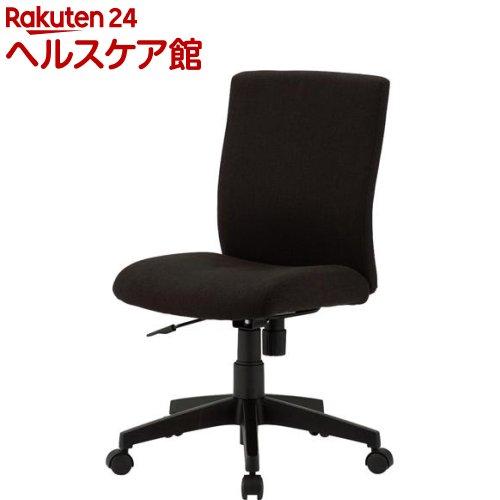 Digio2 ファブリックチェア 501 ブラック RZC-501BK(1コ入)【Digio2】【送料無料】
