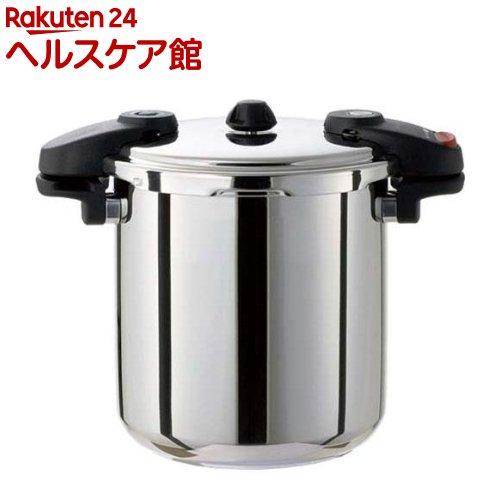 ワンダーシェフ 圧力鍋 10L(NMDA10) 610232(1コ入)【ワンダーシェフ】【送料無料】