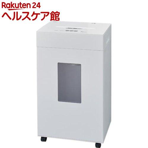 パーソナルシュレッダ マイクロカット 正規品 ダストレスタイプ NSE-DLM01W 1台 往復送料無料 ホワイト