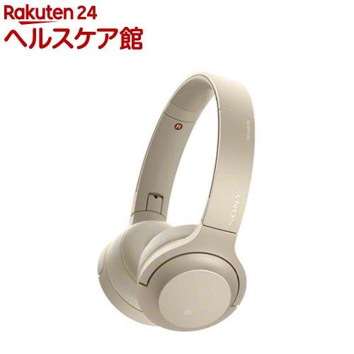 ソニー ワイヤレスステレオヘッドセット(WH-H800)N(1セット)【SONY(ソニー)】【送料無料】