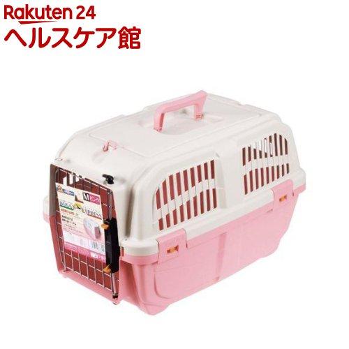 本日限定 ドギーマン Doggy 現品 Man イタリア製ハードキャリー ドギー Mサイズ ピンク エクスプレス 1コ入
