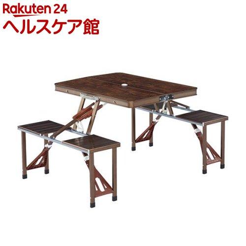 ノースイーグル アルミピクニックテーブル クラシック NE1386(1台)【ノースイーグル】【送料無料】