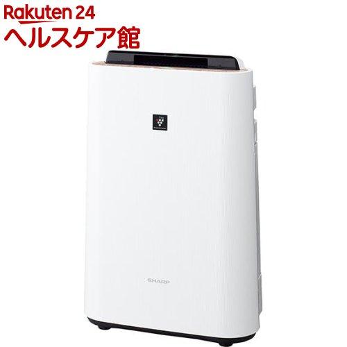 シャープ 加湿空気清浄機 ホワイト系 KC-G40-W(1台)【シャープ】【送料無料】