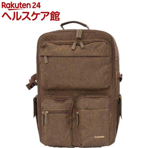K.ETSHAIM CV-250 カメラバッグ ブラウン(1コ入)【送料無料】