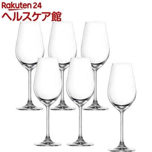 365mL ワイングラス 白ワイン用 デザイアー RN-13256CS(6コ入) 食洗機対応