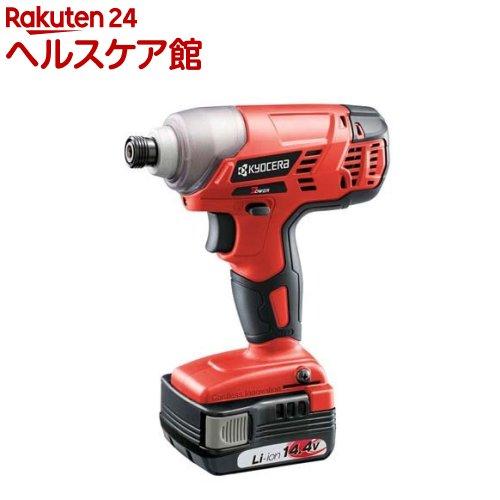 リョービ 充電インパクトBID-1415 657700A(1台)【リョービ(RYOBI)】