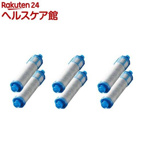 イナックス 交換用浄水カートリッジ 高塩素除去タイプ 6本セット(1年分) JF-21-S(1セット)【INAX(イナックス)】