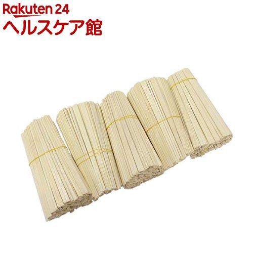 ランキングTOP10 割り箸 業務用 菩提樹 500膳入 元禄箸 ショッピング
