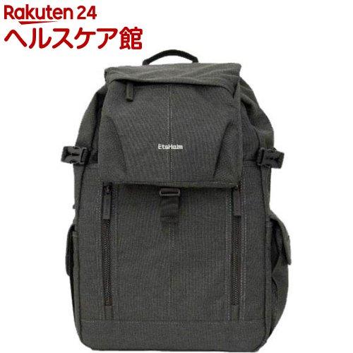 K.ETSHAIM CV-220 カメラバッグ チャコールグレー(1コ入)【送料無料】