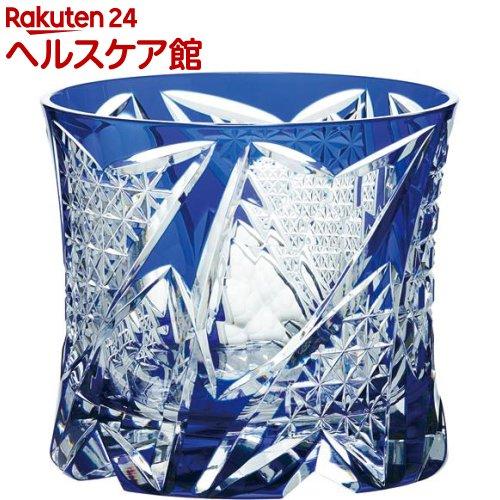 オンザロックグラス 八千代切子 光華 LS19761SULM-C741(1コ入)【送料無料】