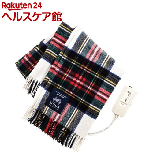 コイズミ MOON 電気ひざ掛け KDH-M471(1枚入)【コイズミ】【送料無料】