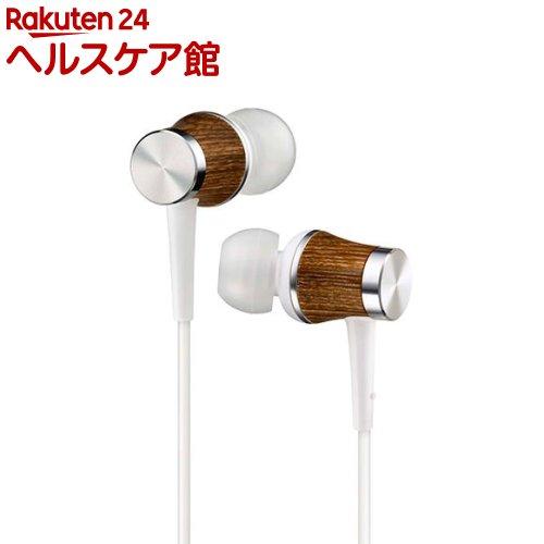 JVC インナーイヤヘッドホン ホワイト HA-FW7-W(1セット)【JVC】【送料無料】